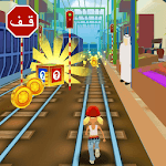 Subway Arabia icon