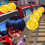 Subway Ladybug 🐞 Cat Noir Adventure 2019 icon