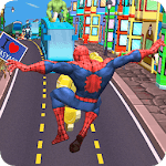 Subway Spider World APK icon