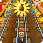 Subway Train Surf : 2019 APK icon