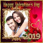 Valentine Photo Frame 2019 icon