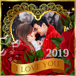 Valentine's Day Photo Frames 2019 icon