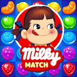 Milky Match : Peko Puzzle Game icon