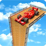 Mega Ramp Formula Car Stunt icon
