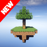 SkyBlocks Maps for MCPE APK icon