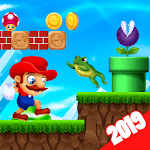 Super Gino : New Running Games 2019 icon