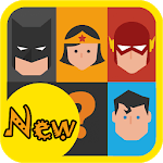 Super Hero Kids Memory Match Game icon