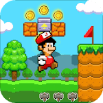 Super Boy Jump - Jump And Run icon