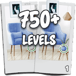 Find the differences 750 + levels icon