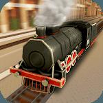 Railway Station Craft: Magic Tracks Game Training icon