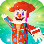 Circus Craft: Rollercoaster, Animals & Crafting 3D icon