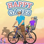 Happy Game - Wheely Rider #2 icon