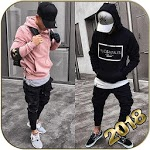 Street Fashion Swag Men Style icon