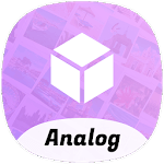 Sweetnalog sugar : Analog Film Filters icon