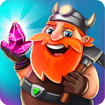 Clicker Tycoon Idle Mining Games icon