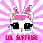 Baby L.O.L. Surprise Pixel Dolls icon