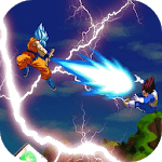 Goku Saiyan Warrior Son icon