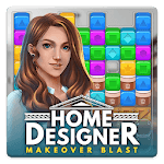Home Designer - Match + Blast to Design a Makeover icon