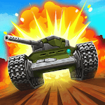 Tanki Online – multiplayer tank action icon