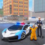 US Police Transport Prisoner Simulator icon