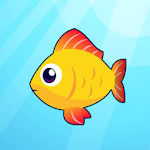 Insane Aquarium Duluxe - Feed Fishes! Fight Alien! icon