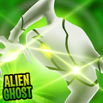 Flying Alien Ben Ghost icon
