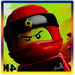 Adventures Ninjago Ride of lego icon