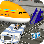 Airport Ground Flight Crew:Airport Ground staff 3D icon