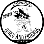 New Drawing Easy Goku And Friends icon
