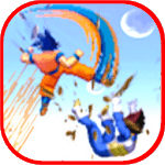 Super Goko Saiyan Fighting icon