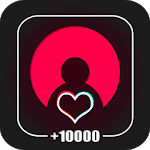 TikBoost : Get Real TikTok Likes, Fans & Followers icon