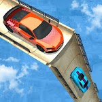 Mega Ramp Car Racing :  Impossible Tracks 3D icon