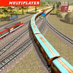Train Race 3D icon