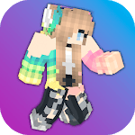 Girls Skins for Minecraft PE icon