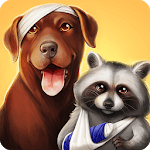 Pet World – My Animal Hospital – Care for animals for pc icon