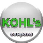 Coupons for Kohl's icon
