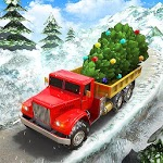 Christmas Truck Transporter icon