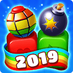 Toy Cubes Pop 2019 icon