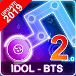 BTS Dance Balls: BTS Music Magic Dance Line Tiles icon