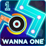 Wanna One Dancing Line: Music Dance Line Tiles icon