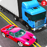 Crazy  Extreme Traffic racing 2019 icon