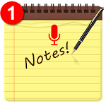 Voice Notepad -Mobility Notes Organizer & Recorder icon