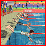 Kids Swimming World Championship Tournament for pc icon