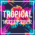 Tropical Wallpaper icon