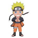 Naruto Stickers icon
