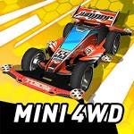 Mini Legend - Mini 4WD Simulation Racing Game! APK icon