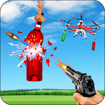 Real Bottle Target Shooting Game 2019 for pc icon