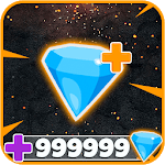 New Diamonds for Free Fire ultimate Cal - Tips icon