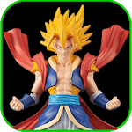 Ultimate Tenkaichi Super Tag team Saiyan god blue icon