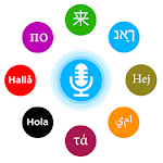 Universal Voice Translator : Voice & Text icon
